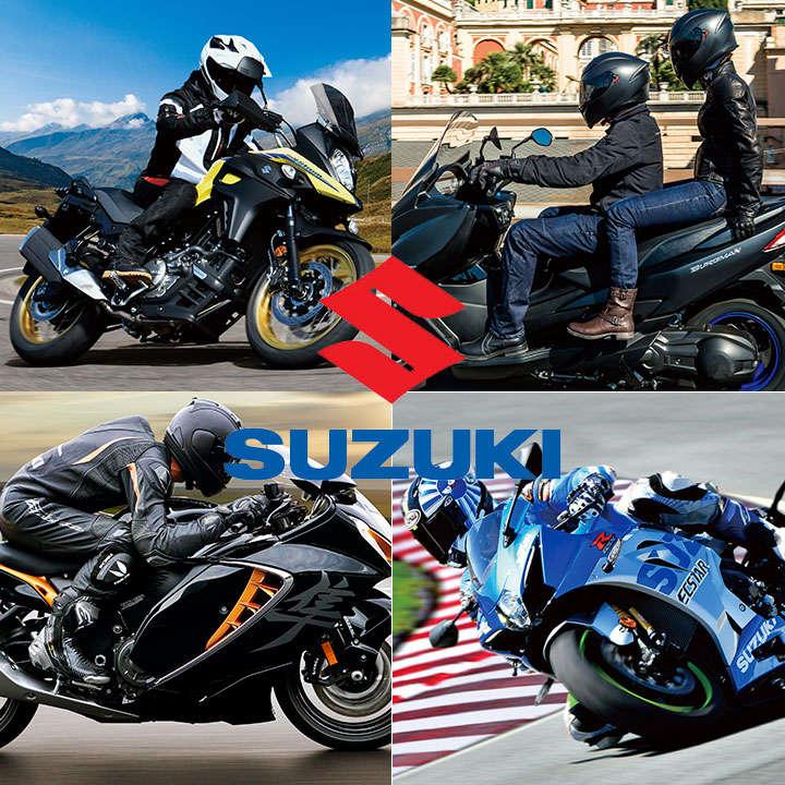 Suzui motor dealer - MotoPort.nl