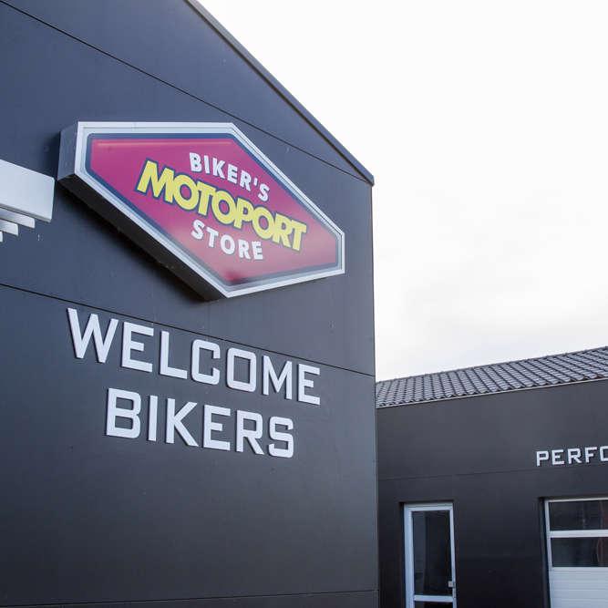 Welkom bij MotoPort Rockanje