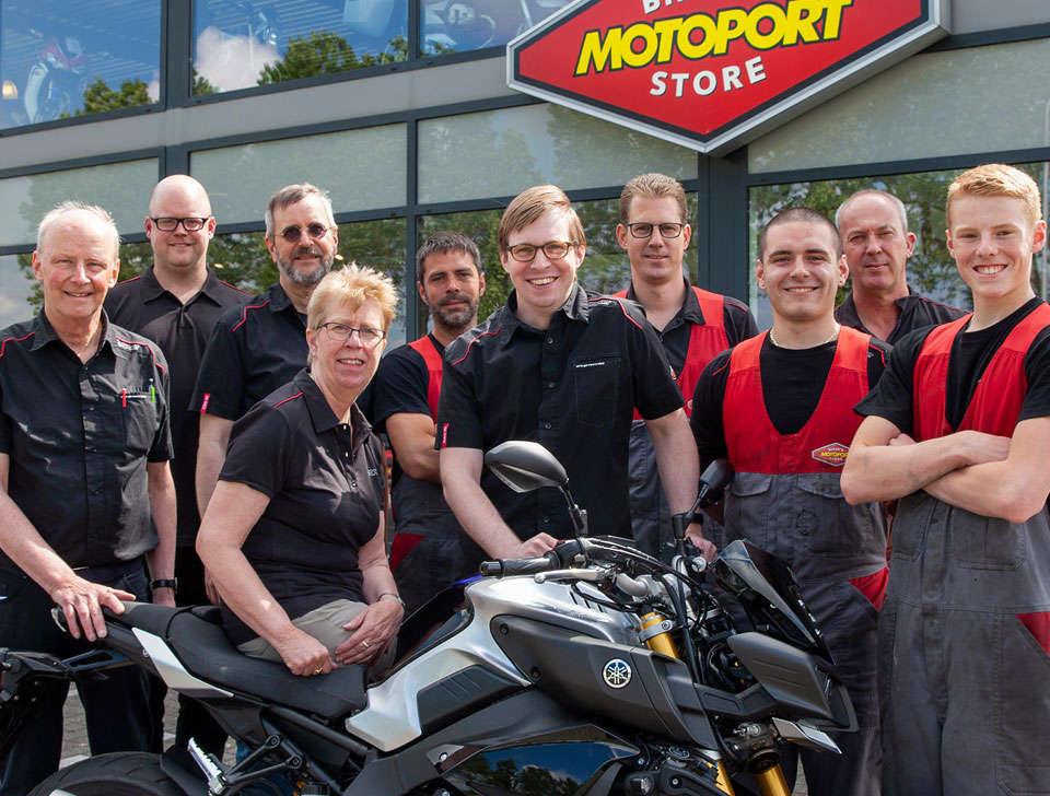 Team MotoPort Hillegom
