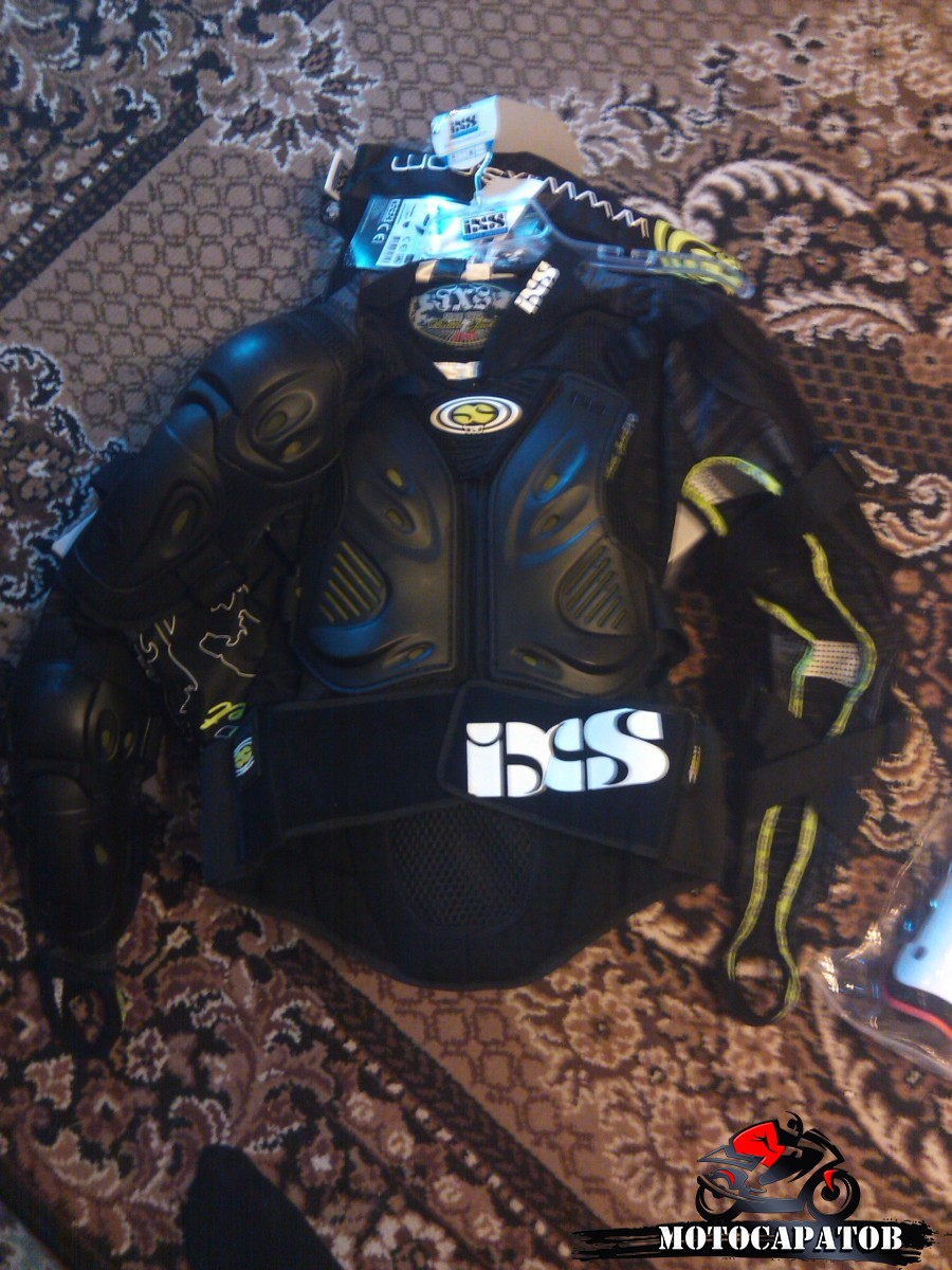 IXS Battle EVO Jacket