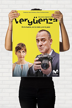 Poster | Vergüenza de Movistar+
