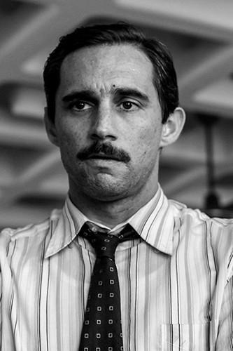 Simão Cayatte interpreta a Charles Bennett en En el corredor de la muerte de Movistar+