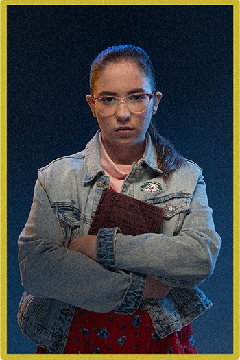 Olivia, Interpretado por Patricia Iserte