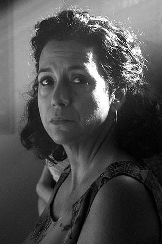 Laura de la Uz en En el corredor de la muerte