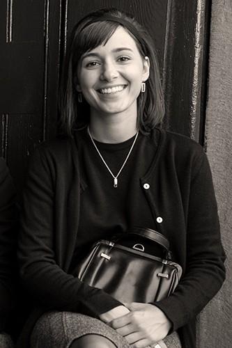 Aia Kruse en La línea invisible de Originales Movistar+