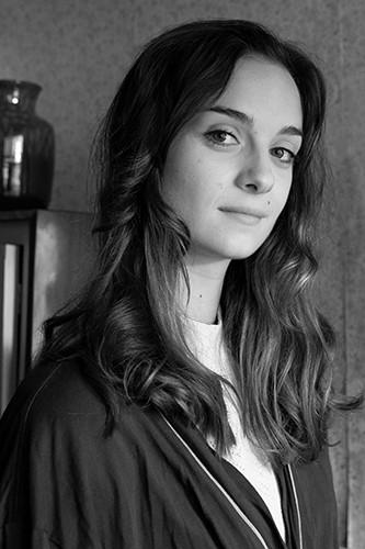 Amaia Sagasti en La línea invisible de Originales Movistar+