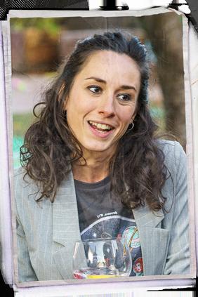 Anna Carreño en Mira lo que has hecho Temporada 3 | Movistar+