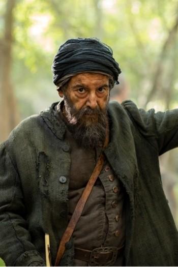 Manuel Morón es Arquímedes en La Peste