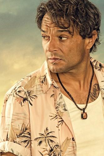Paco Manzanedo es Vicent en El Embarcadero - Originales Movistar+