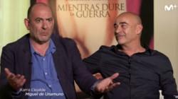 Karre Alejalde en 'Mientras dure la guerra' de Movistar+