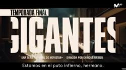 Gigantes T2: Tráiler corto | Movistar+