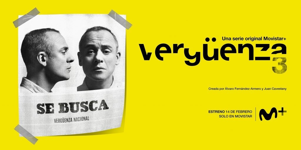 Vergüenza T3. Originales Movistar+