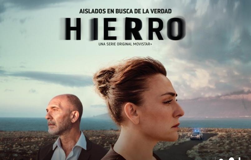 Hierro. Originales Movistar+ galardonada en los premios Ondas 2019
