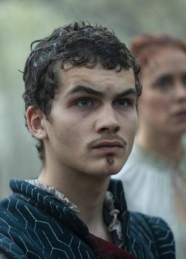 Sergio Castellanos interpreta a Valerio en La Peste, la mano de laGarduña