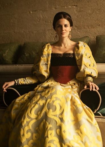 Melina Matthews interpreta a Juana en La Peste, la mano de laGarduña