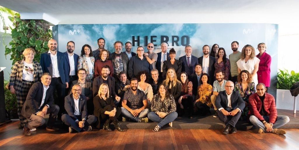 Hierro, presentación temporada 2. Originales Movistar+