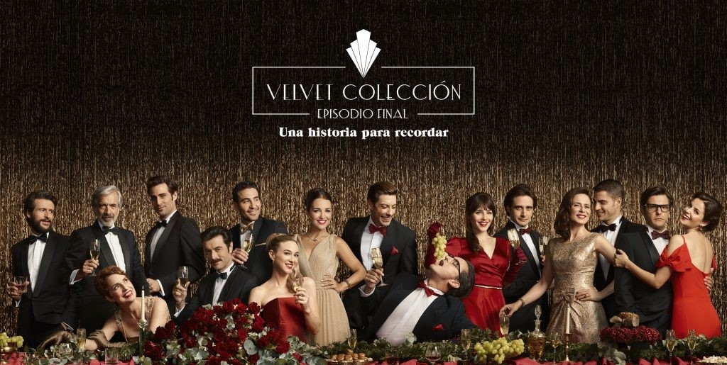 Velvet Colección: Episodio final de Originales Movistar+