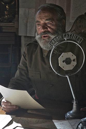 Tito Valverde es el General Cabanellas en 'Mientras dure la guerra' de Movistar+