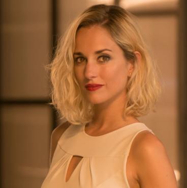 Silvia Alonso es Eva en INSTINTO de Movistar+