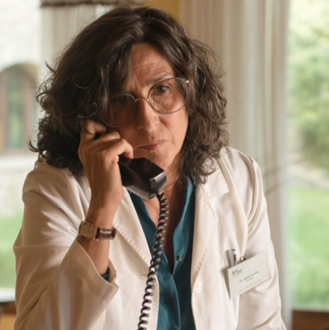 Elvira Minguez es Dra Vilegas en INSTINTO de Movistar+