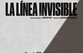 Cartel de 'LA LÍNEA INVISIBLE' de Movistar+