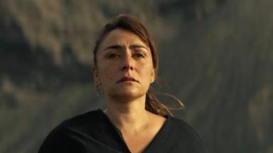 Imagen de Candela Peña, protagonista de 'Hierro', la nueva serie de Movistar Plus