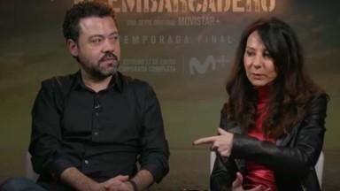 Entrevista de El Embarcadero de Originales Movistar+