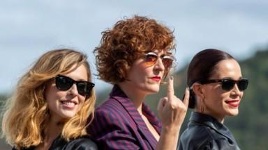 Leticia Dolera, Aixa Villagrán y Celia Freijeiro, protagonistas de 'Vida Perfecta' de Movistar+ / Manuel Romano/NurPhoto via Getty Images