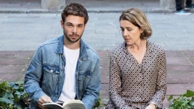 Carlos Cuevas y María Pujalte, en 'Merlí: sapere aude'.  / MOVISTAR+