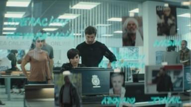 Una escena de la serie 'La unidad', que Movistar+ estrena el 15 de mayo.