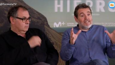 Jorge y Pepe Coira entravistados sobre Hiero de Movistar+