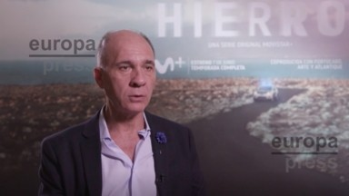 Dario Grandinetti en Hierro