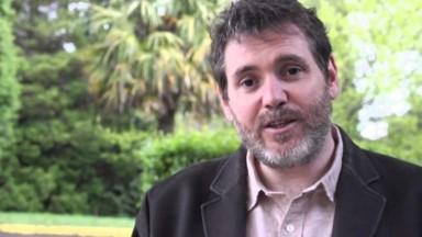 Jorge Coira, creador de Hierro de Movistar+