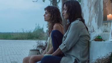 Irene Arcos y Verónica Sánchez, en una imagen de'El Embarcadero'.