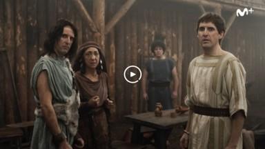 'Justo antes de Cristo', segunda temporada en Movistar+