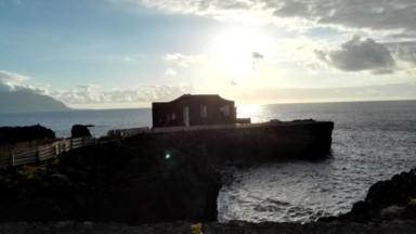 Escena de la isla Hierro serie de Movistar+