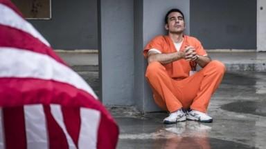 Miguel Ángel Silvestre interpreta a Pablo Ibar en 'El corredor de la muerte'