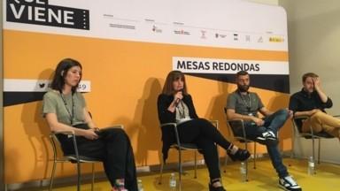 Presentación de En el Corredor de la muerte de Movistar+ en el festival Lo que viene