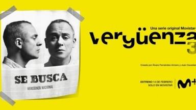 Tercera temporada de Vergüenza, de Originales Movistar+
