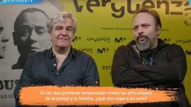 Vergüenza, Originales Movistar+