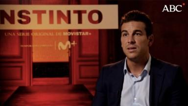 Mario Casas en Instinto