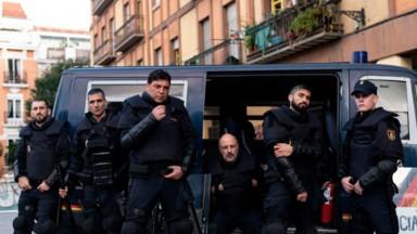 Antidisturbios | Movistar+