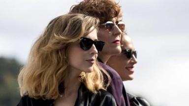 Leticia Dolera, Aixa Villagrán y Celia Freijeiro, en San Sebastián. En vídeo, el tráiler de 'Vida perfecta' de Movistar+