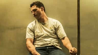 Miguel Ángel Silvestre, en la serie de Movistar+ En el corredor de la muerte.