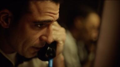 Miguel Ángel Silvestre en En el corredor de la muerte de Movistar+