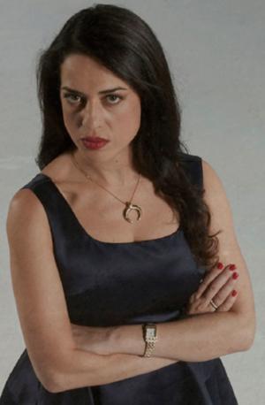 Yolanda Torosio es Sol en GIGANTES de Movistar+
