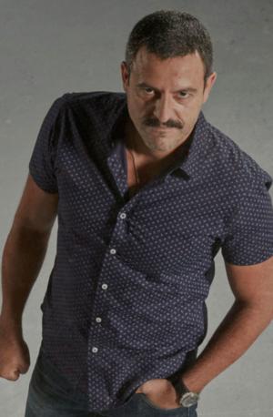 Isaac F´erriz es Daniel Guerrero en Gigantes de Movistar+