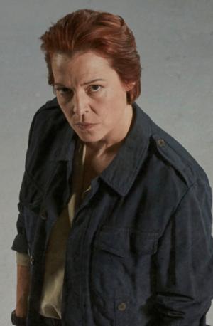 Elisabeth Gelabert es Ángela Márquez en Gigantes de Movistar+