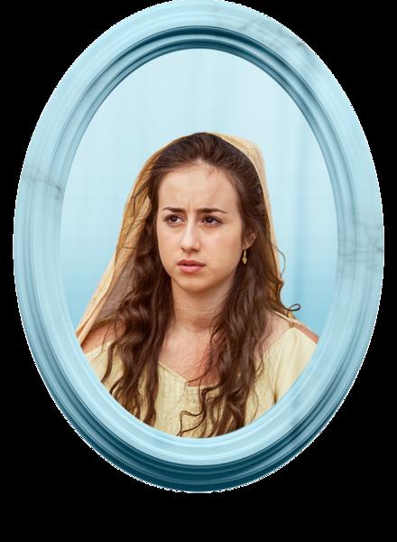 Priscilla Delgado interpreta a Ática en Justo antes de Cristo de Movistar+