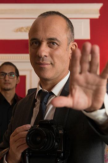 Jesús, interpretado por Javier Gutiérrez